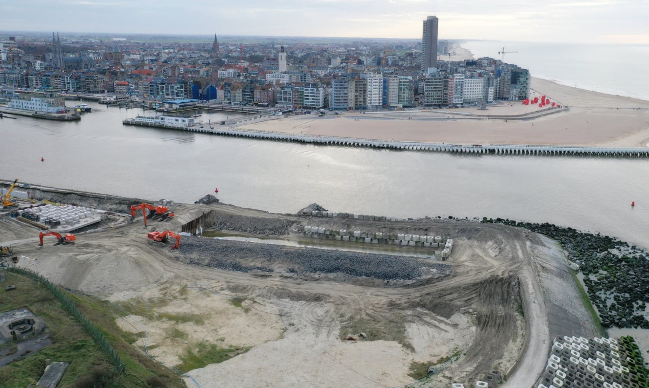 JDN wraps up Ostend Port project