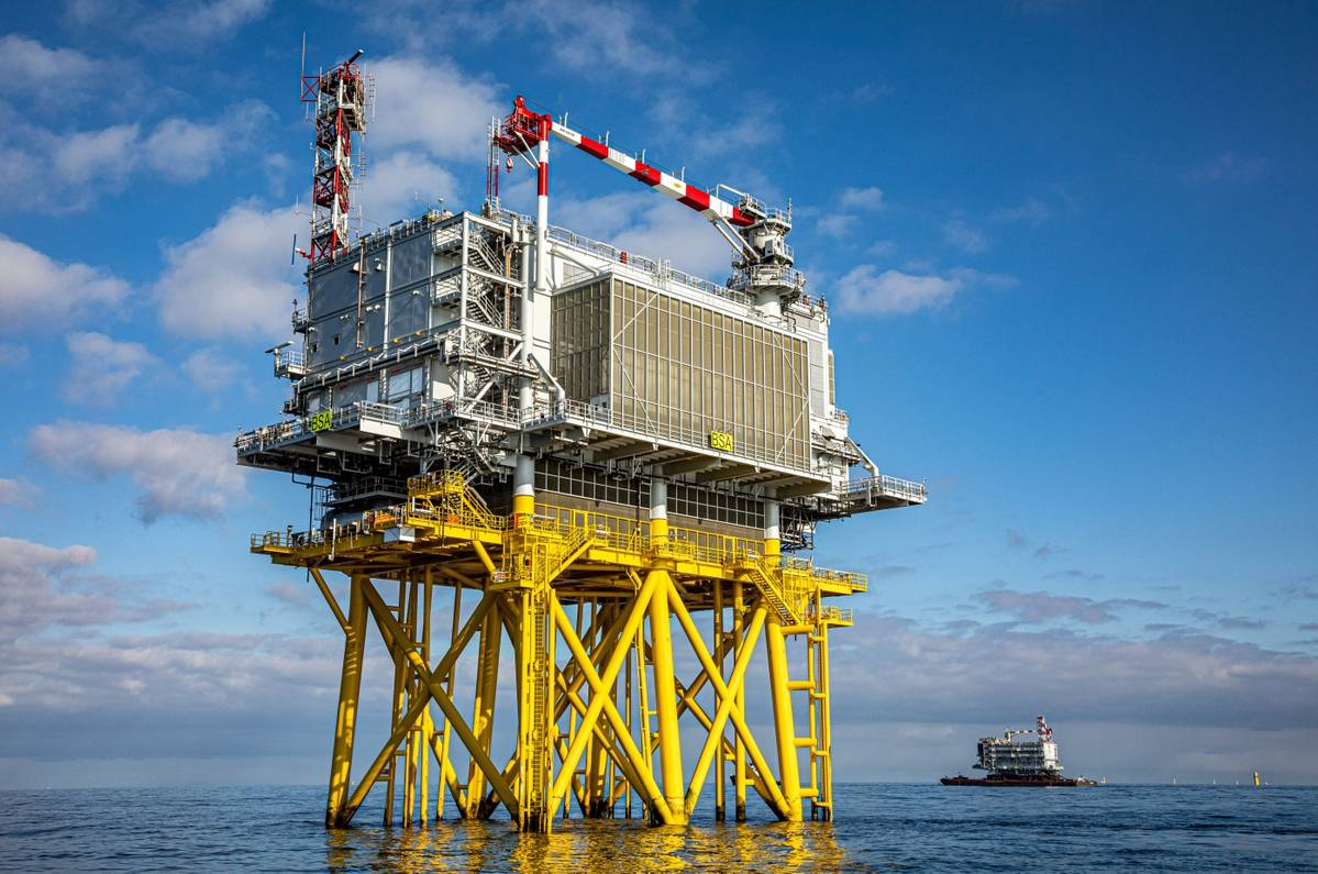 Heerema Fabrication to Build Hollandse Kust Noord Substation Jacket