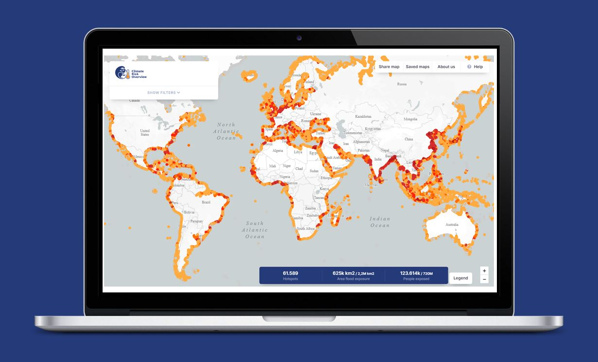 Van Oord launches Climate Risk Overview