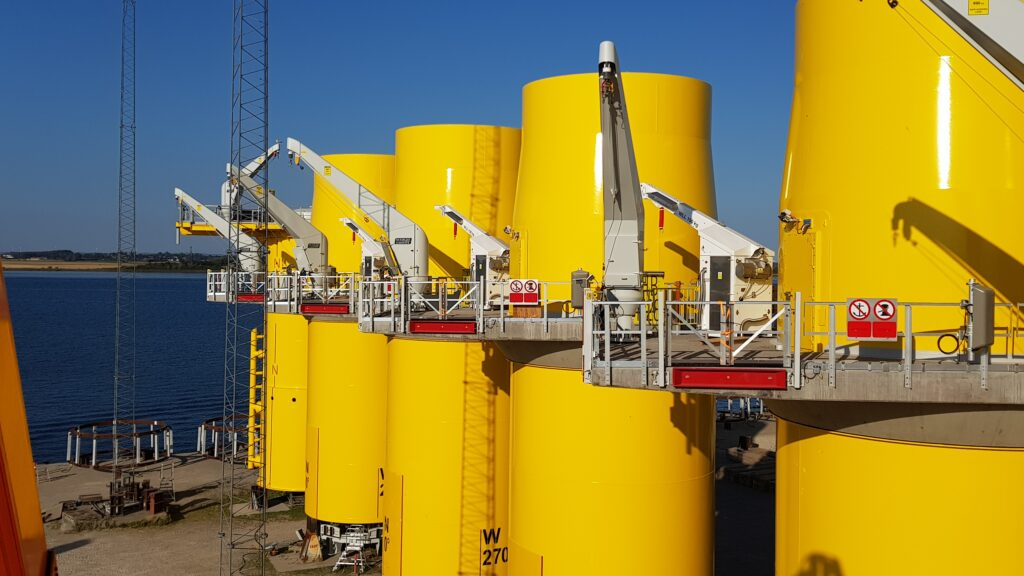 Construction of World's Largest Offshore Wind Farm Stays On Track