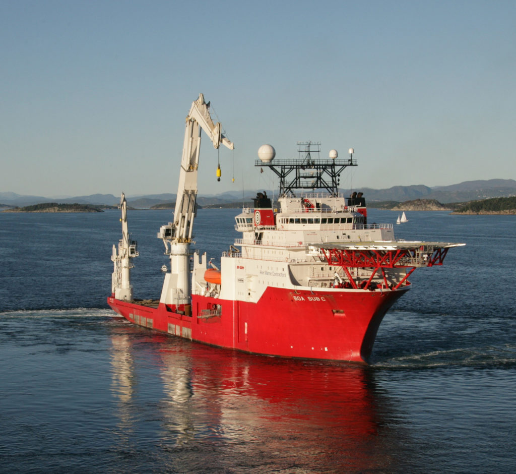 DEME Books BOA SUB C for French Offshore Wind Job