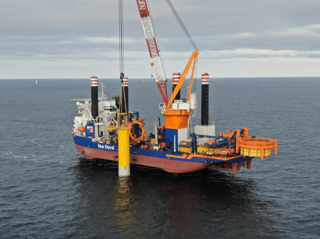 Dutch Offshore Wind Innovation Site Fully Commissioned