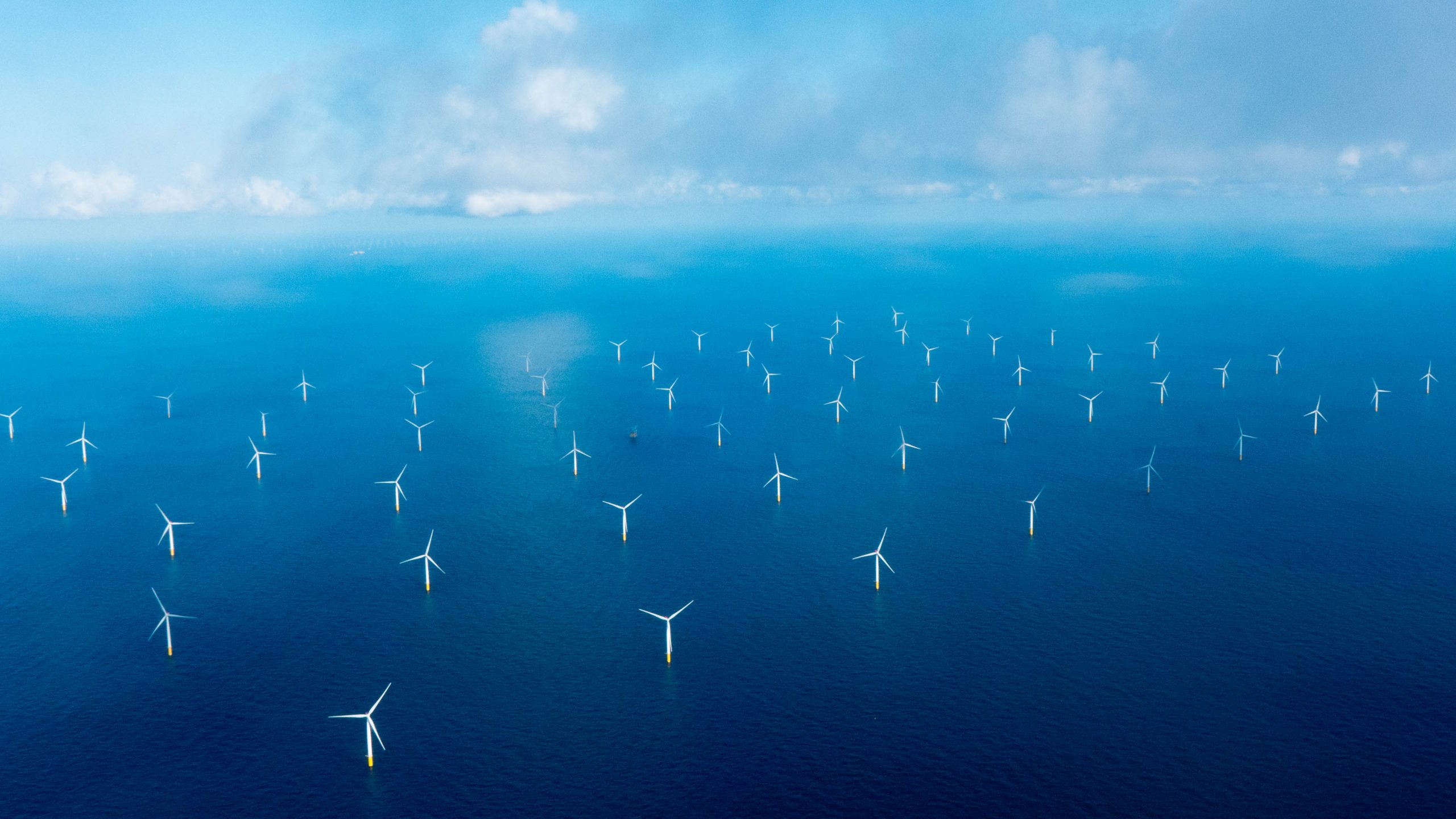 Offshore Wind to Power Europe's Largest Power-to-X Plant