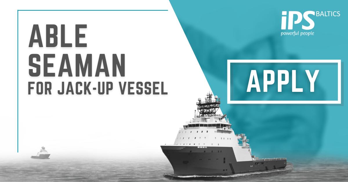 AB for Jack-up vessel