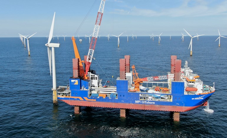 Vattenfall chooses Van Oord for offshore O&M