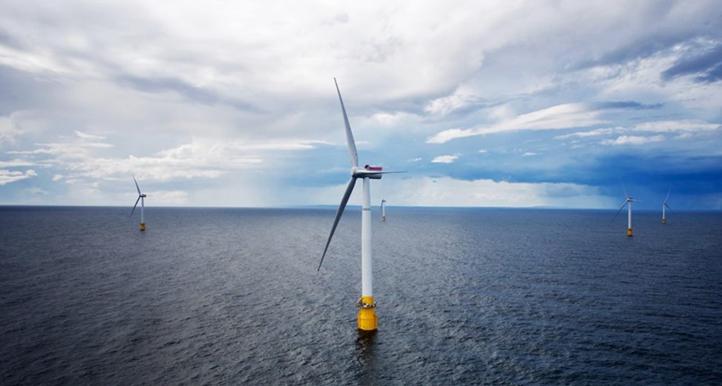 World's First Floating Wind Farm Best Performer in UK