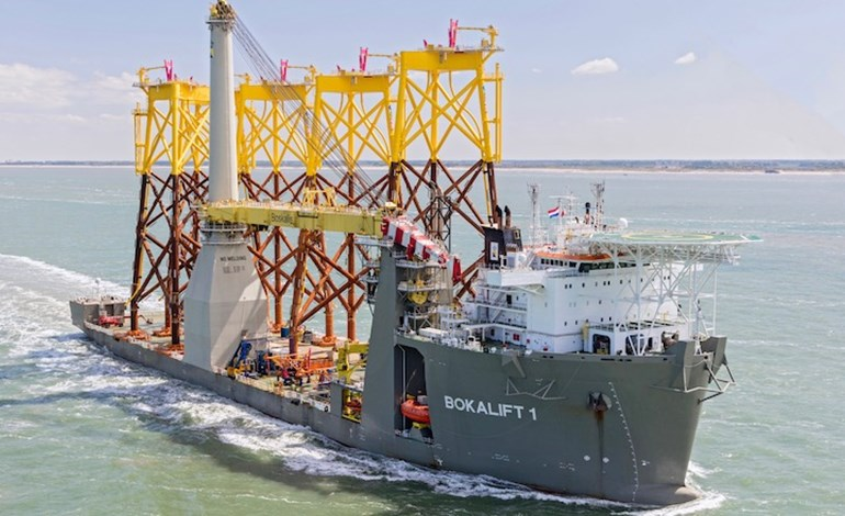 Boskalis earnings surge from offshore energy