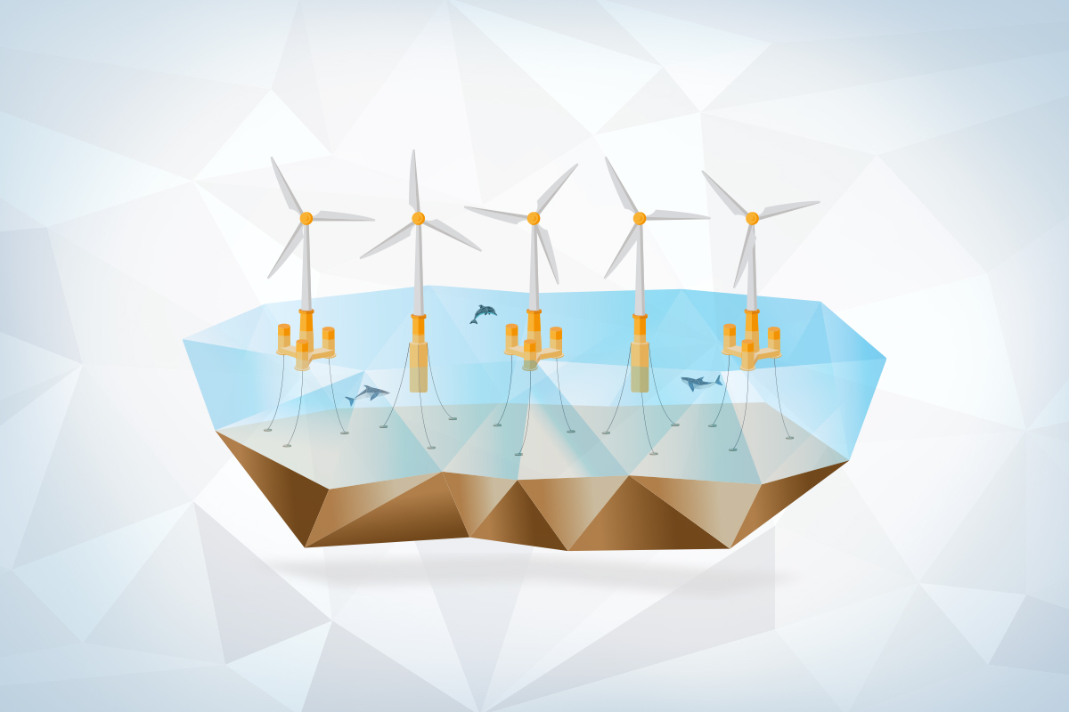 Innovations in floating wind technologies key to futher cost reductions