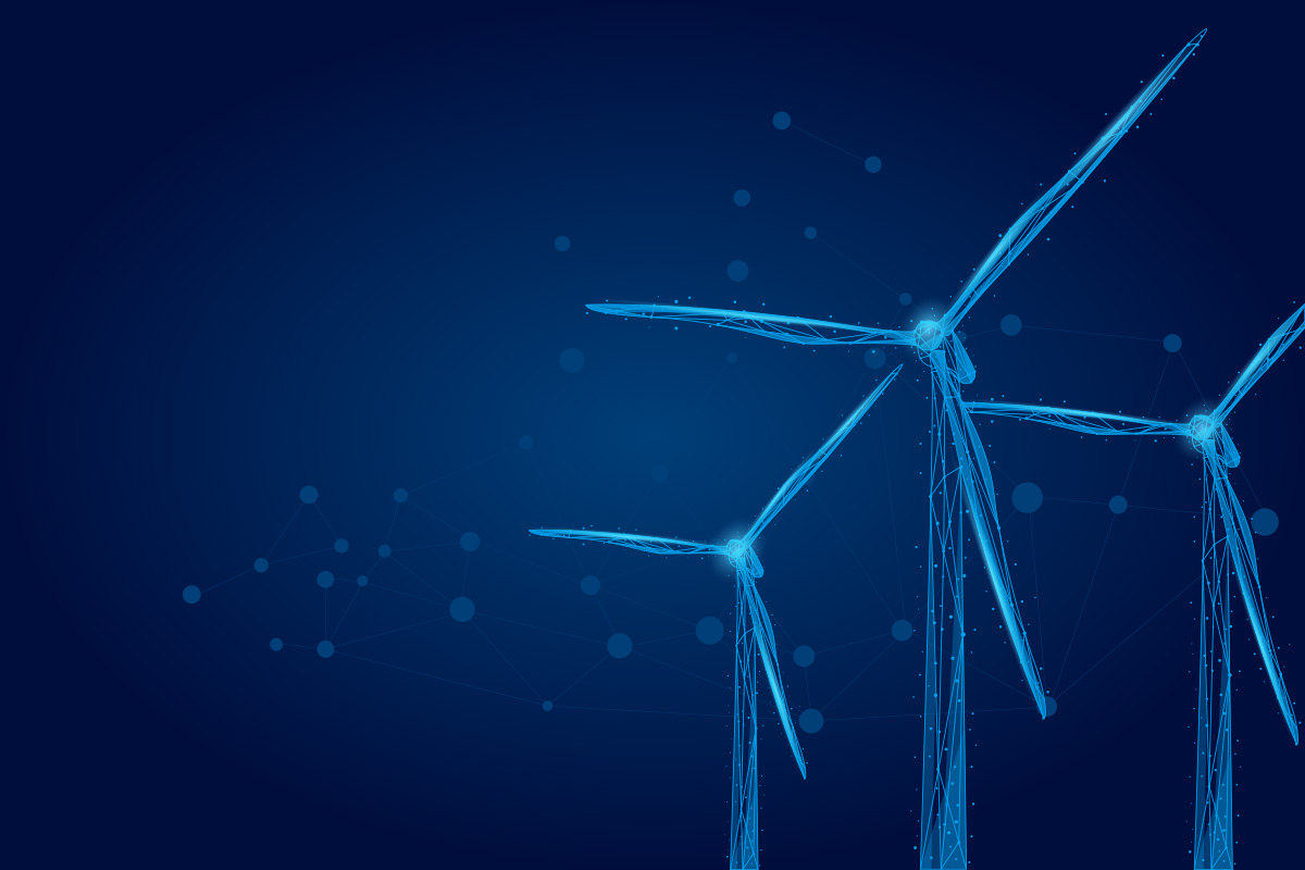 Improving data exchange between wind farms and the power system is central to a cost-effective energy transition