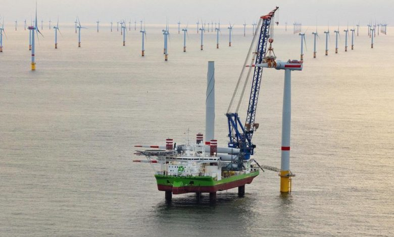 DEME to Install Vineyard Wind 1 Turbines Offshore Massachusetts