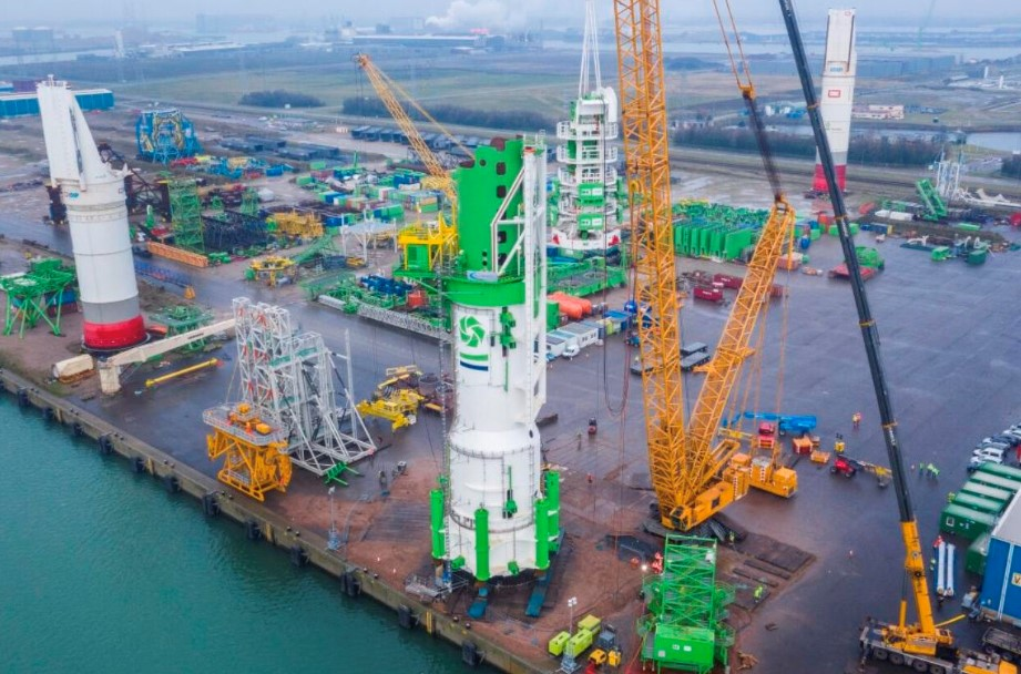 DEME and Gould Complete Preps for Subsea Drill Load-Out in France