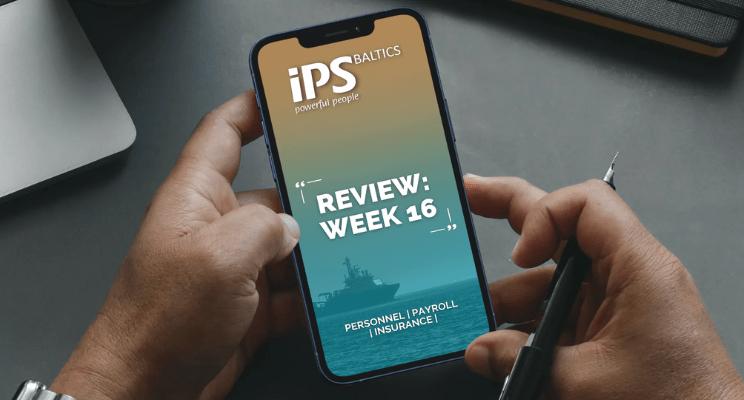 iPS Weekly Update
