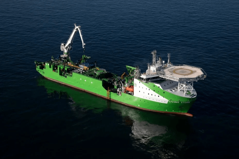 DEME Wins Export Cable EPCI Contract for French Floater
