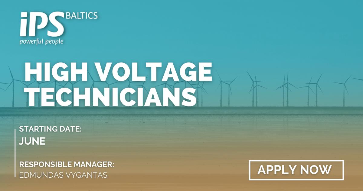 High Voltage Technicians
