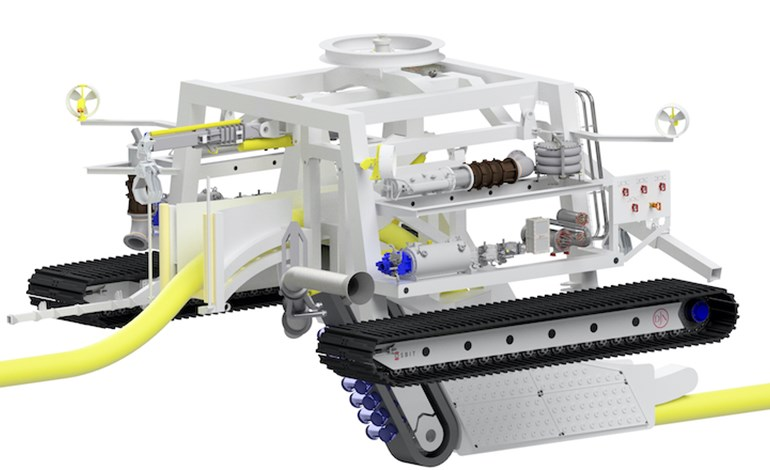 Jan De Nul orders new subsea trenching vehicle