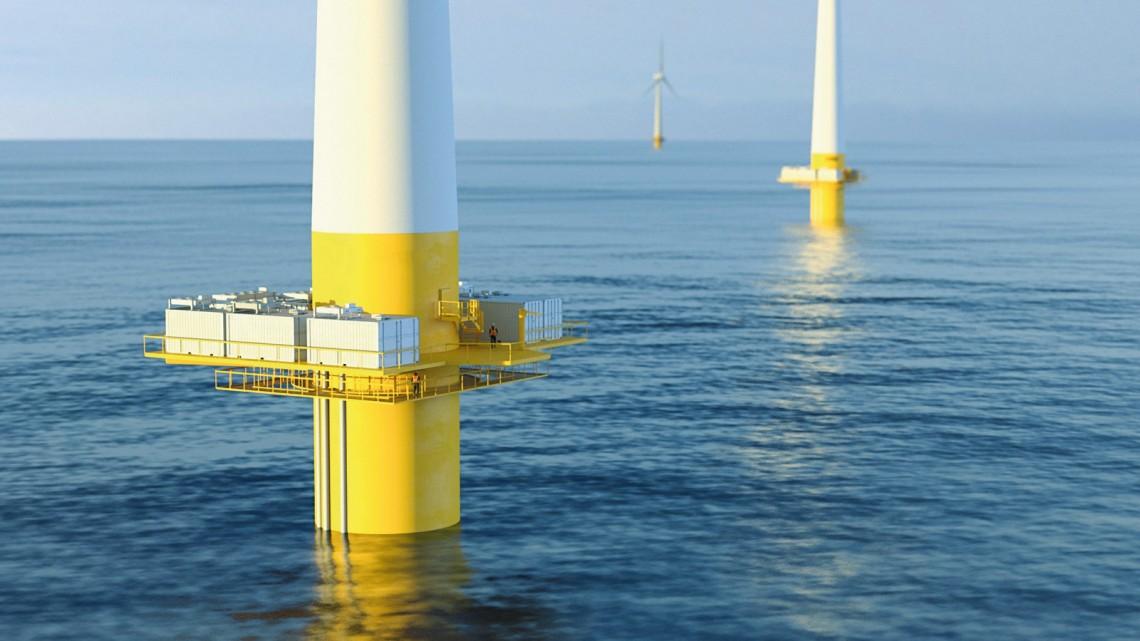 Equinor, Ørsted, Boskalis Join AquaVentus Offshore Wind-to-Hydrogen Project
