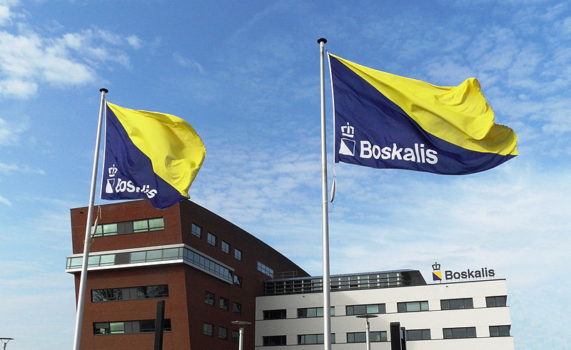 Half of Boskalis Q1 Offshore Energy Orders Came from Wind Sector