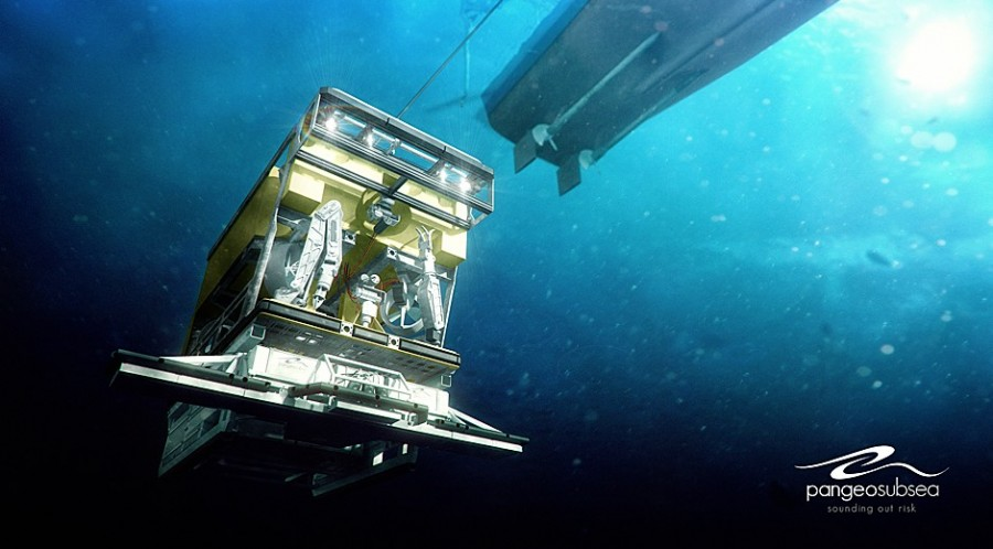 Jan De Nul, PanGeo Subsea Start Cable Depth of Burial Survey at Formosa 2