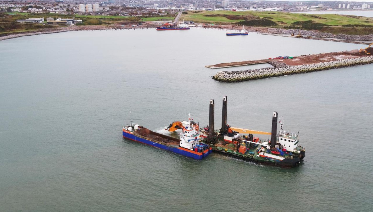 Van Oord secures another contract in the UK