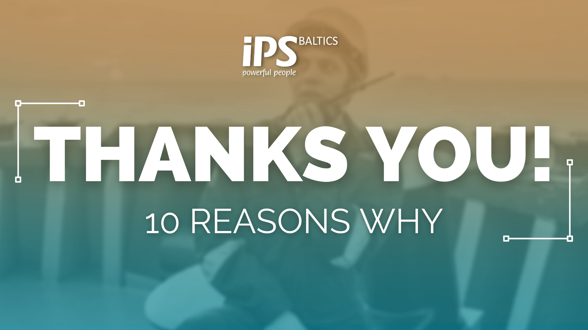 10 REASONS WHY YOU ARE AWESOME!
