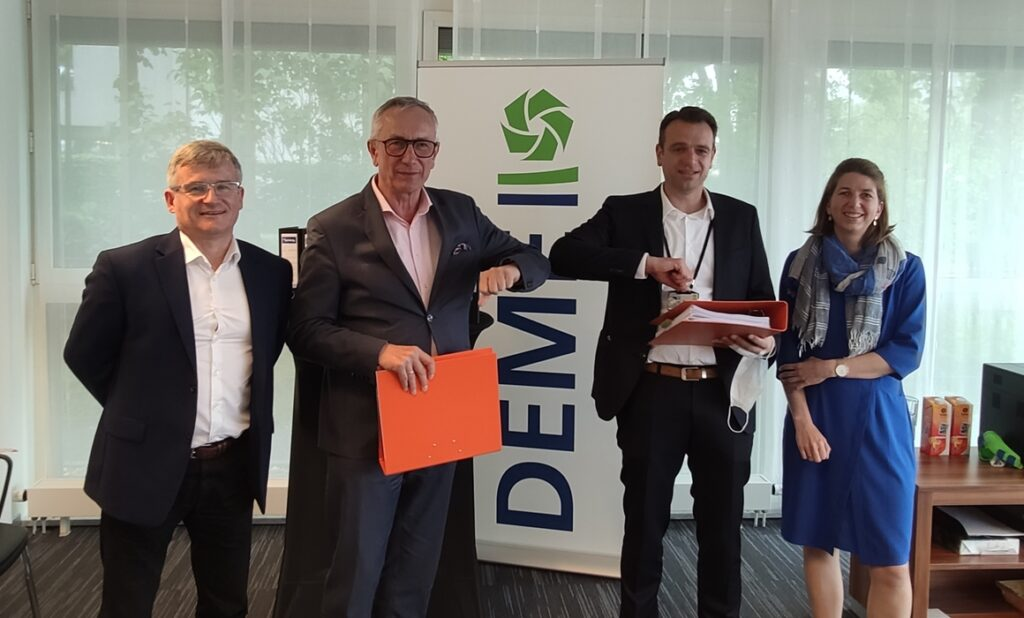 DEME Places Order for Arcadis Ost 1 Hardware in Poland