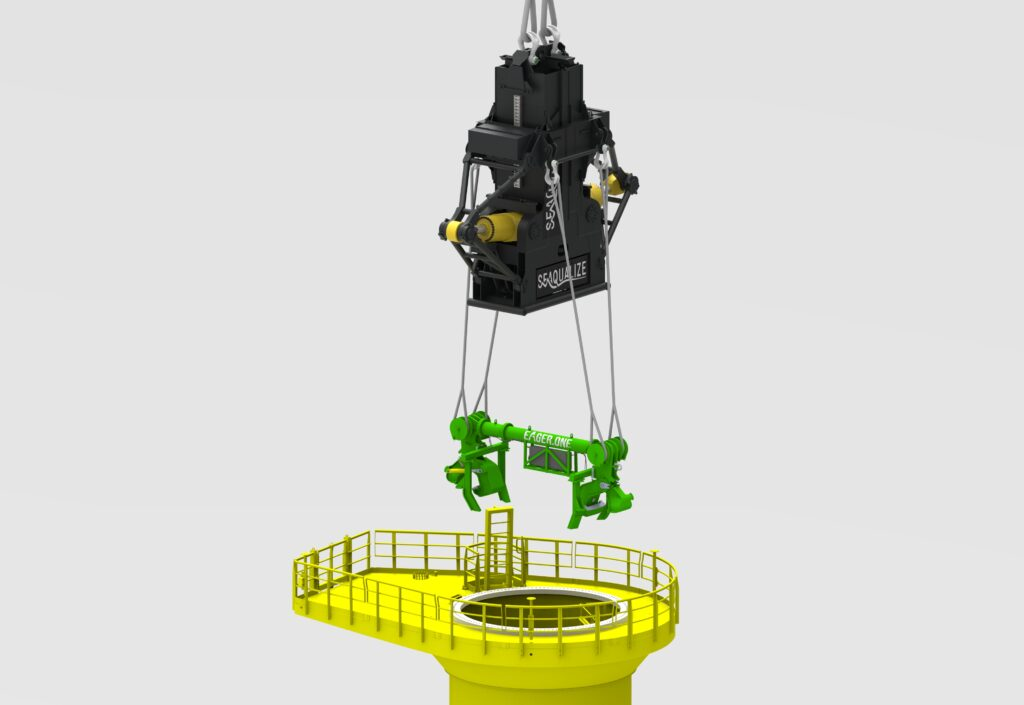 BOSKALIS equips with new Tool for Work in Taiwan