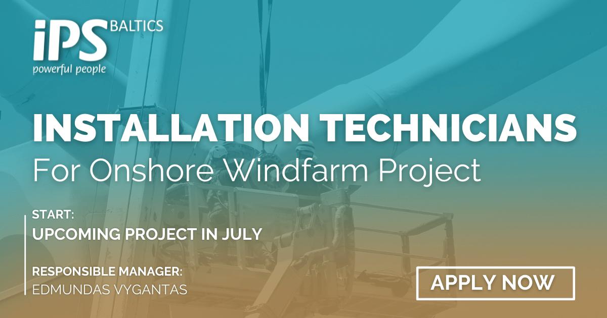 Wind Turbine Technicians