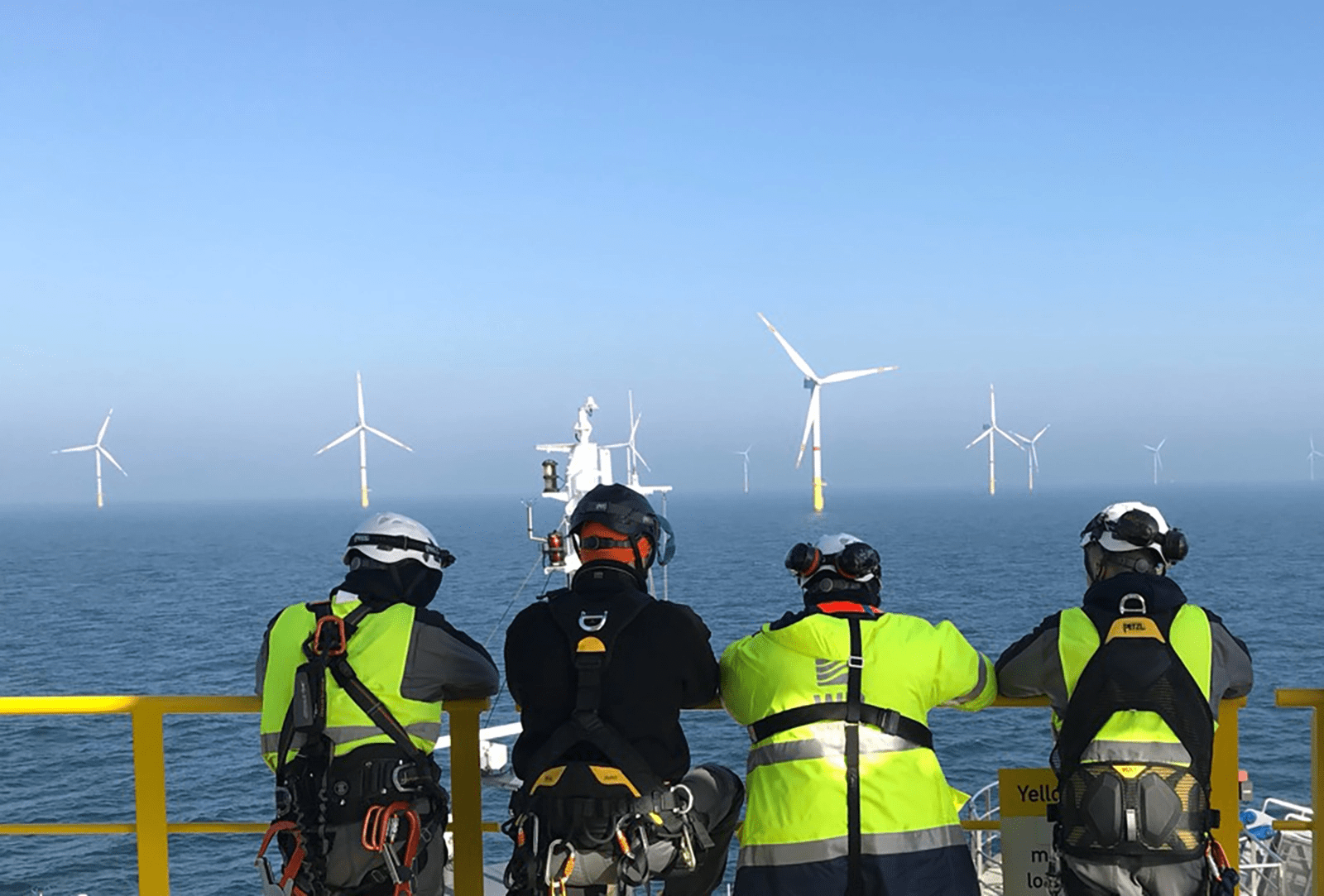 Offshore Wind Will Need Over 172,000 More GWO-Trained People by 2025 – Report