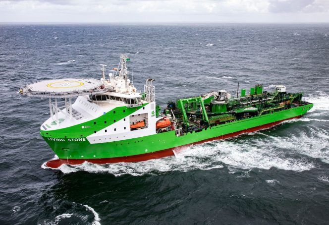 Inter-Array Cable Work Set to Start at Neart na Gaoithe OWF