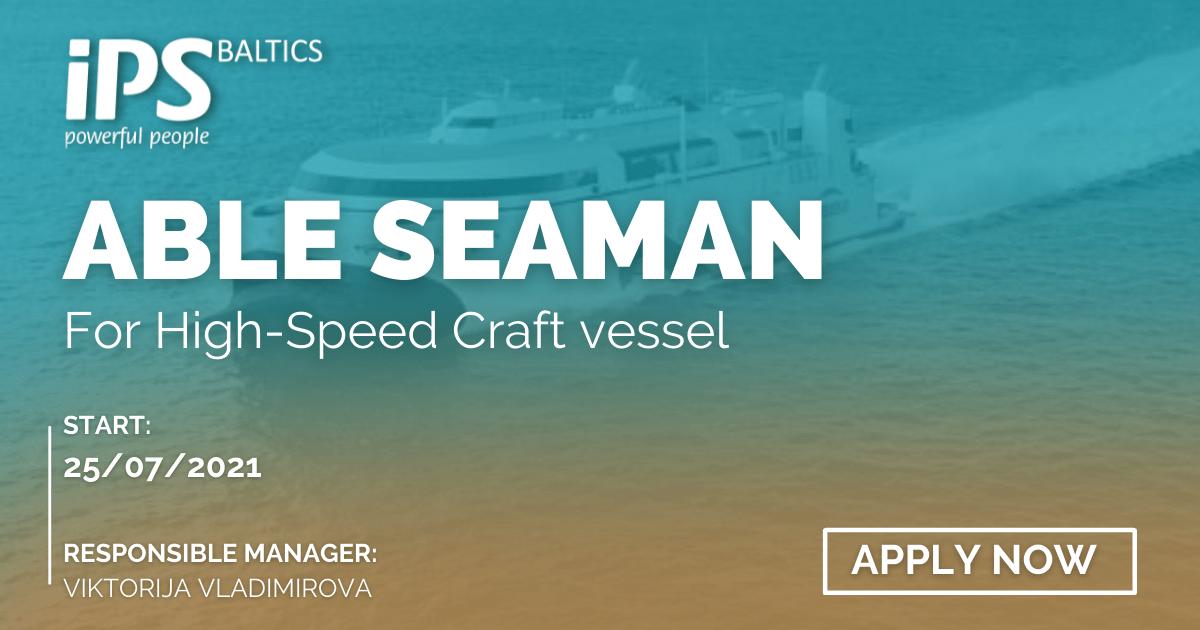 Able Seaman