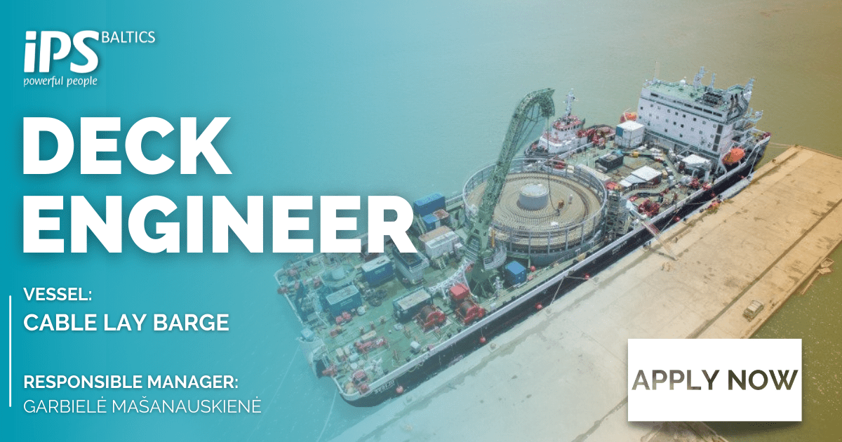 Deck Engineer