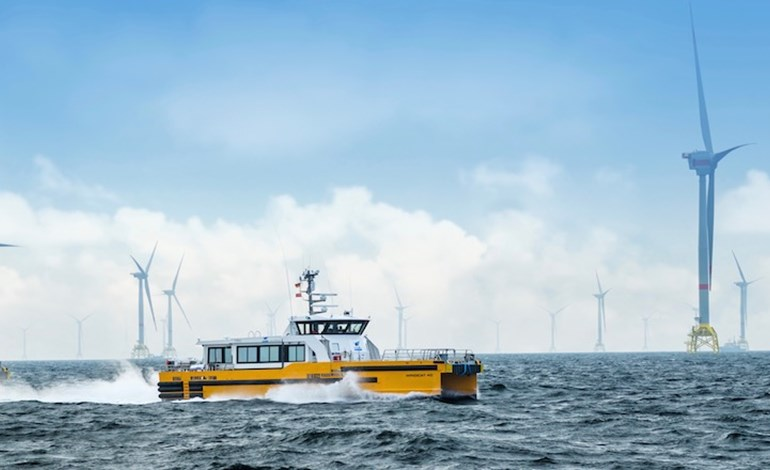 Offshore wind injuries fall to lowest on record