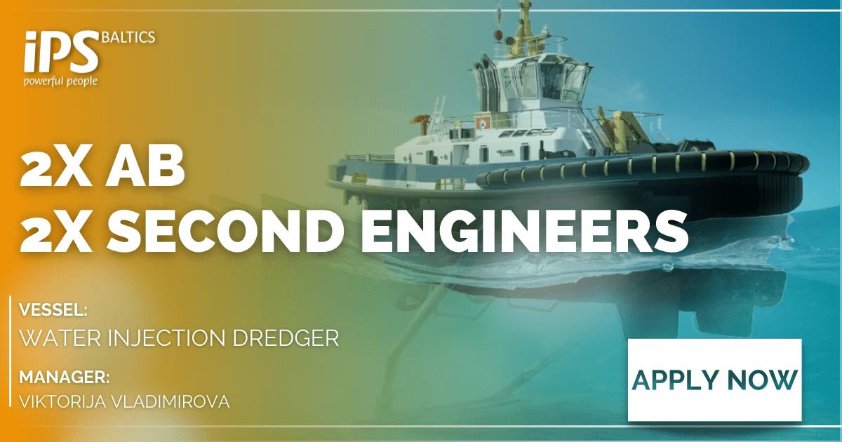 AB & Second Engineer