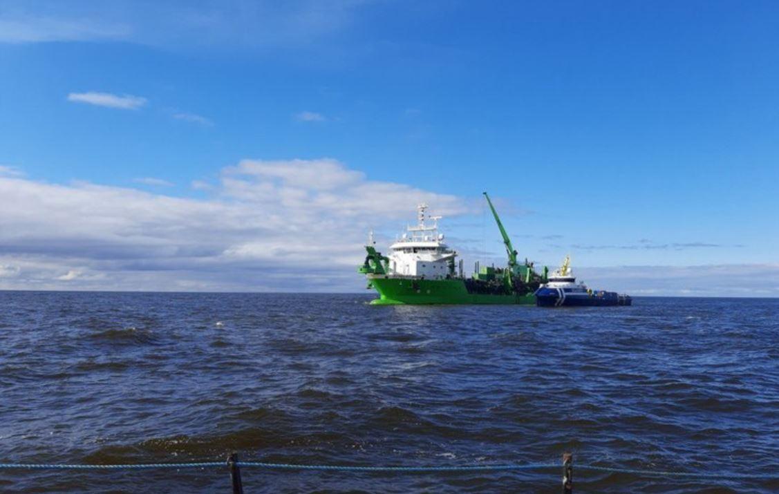 Mordraga crews busy in Gulf of Ob