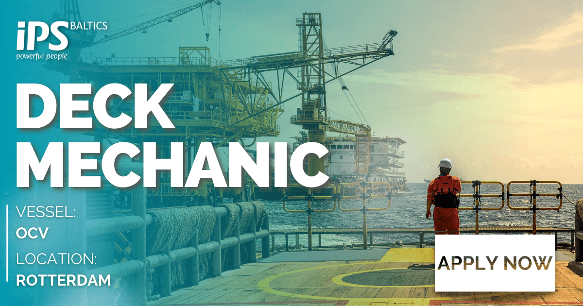 Deck Mechanic